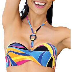 tekstylia Damskie Bikini: góry lub doły osobno Antigel EBA7127 VT Wielokolorowy