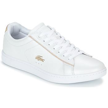 Buty Damskie Trampki niskie Lacoste CARNABY EVO 118 6 Biały