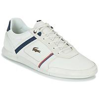 Buty Męskie Trampki niskie Lacoste MENERVA 118 1 Biały
