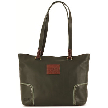 Torby Damskie Torby shopper La Martina MIRANDA SHOPPING GREEN Verde