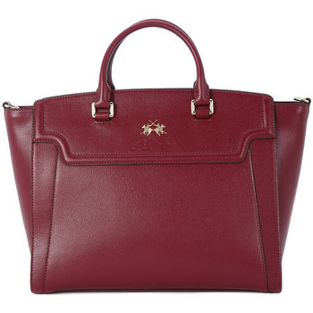 Torby Damskie Torby shopper La Martina LA PORTENA BURGUNDY Bordeaux