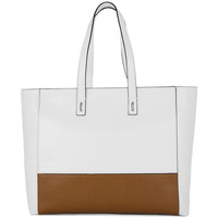 Torby Damskie Torby shopper Coccinelle SAFFIANO WHITE Multicolore