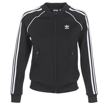tekstylia Damskie Bluzy dresowe adidas Originals SST TT Czarny