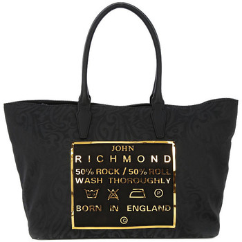 Torby Damskie Torby shopper Richmond BLACK GOLD TATOO Giallo