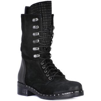 Buty Damskie Kozaki Juice Shoes TACCO BLACK Nero