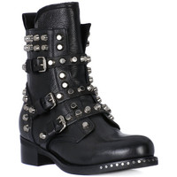 Buty Damskie Botki Juice Shoes TACCO BLACK Nero
