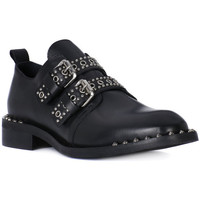 Buty Damskie Derby Juice Shoes TACCO BLACK Nero
