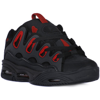 Buty Osiris D3 BLACK RED