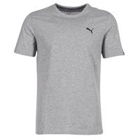 tekstylia Męskie T-shirty z krótkim rękawem Puma ESS TEE Szary
