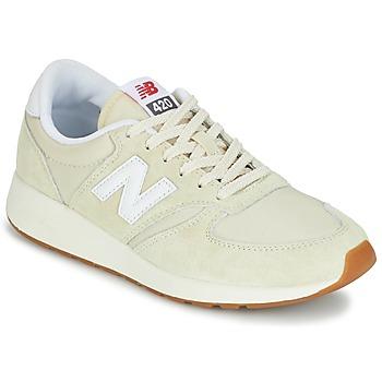 Buty Damskie Trampki niskie New Balance WRL420 Beżowy