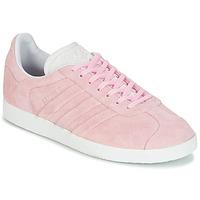 Buty Damskie Trampki niskie adidas Originals GAZELLE STITCH Różowy