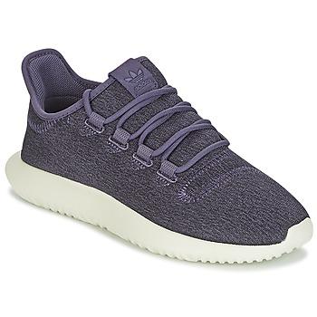 Buty Damskie Trampki niskie adidas Originals TUBULAR SHADOW W Fioletowy