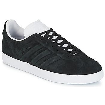 Buty Trampki niskie adidas Originals GAZELLE STITCH AND Czarny