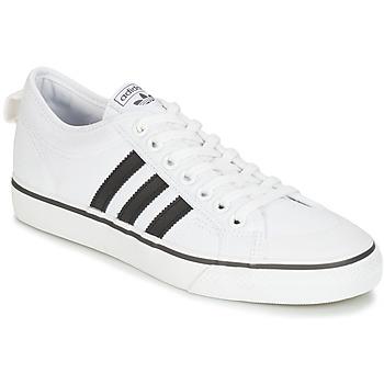 Buty Trampki niskie adidas Originals NIZZA Biały