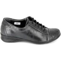 Buty Damskie Trampki niskie Boissy Sneakers 7510 Noir Czarny