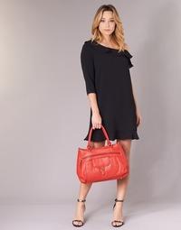 tekstylia Damskie Sukienki krótkie Betty London INITTE Czarny