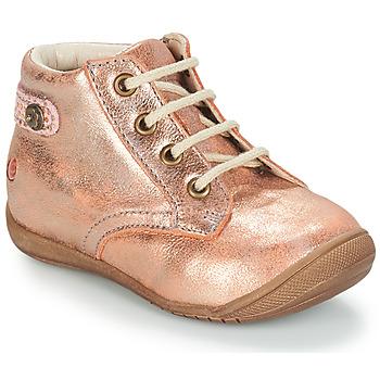Buty Dziewczynka Buty za kostkę GBB NICOLE Różowy