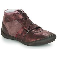 Buty Dziewczynka Buty za kostkę GBB RIQUETTE Różowo-bordowy