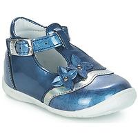 Buty Dziewczynka Baleriny GBB SELVINA Niebieski