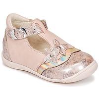 Buty Dziewczynka Baleriny GBB SELVINA Różowy