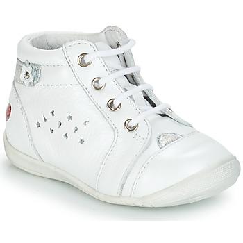 Buty Dziewczynka Buty za kostkę GBB SIDONIE Biały