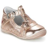 Buty Dziewczynka Baleriny GBB SIXTINE Różowy / Dore