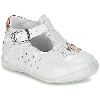 Buty Dziewczynka Baleriny GBB SEVERINE Biały