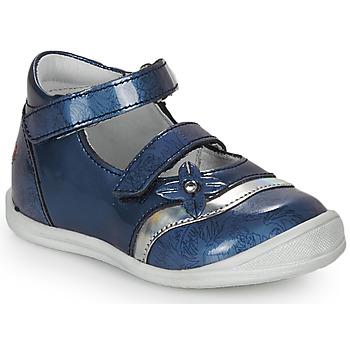Buty Dziewczynka Sandały GBB STACY Niebieski