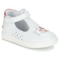 Buty Dziewczynka Baleriny GBB SABRINA Biały