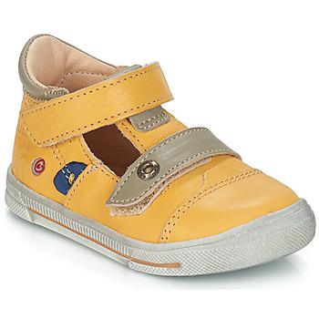 Buty Dziewczynka Baleriny GBB STEVE Żółty