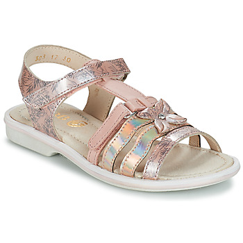 Buty Dziewczynka Sandały GBB SCARLET Różowy