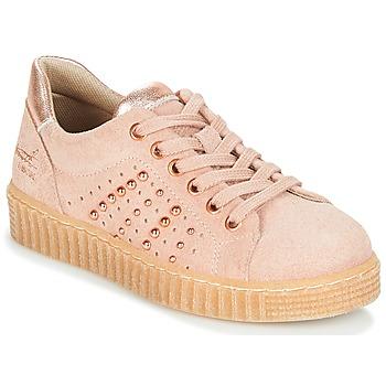 Buty Dziewczynka Trampki niskie Bullboxer AIB006 Różowy