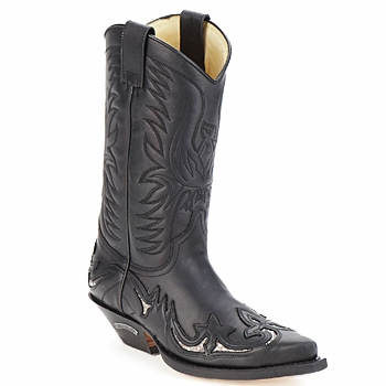 Buty Kozaki Sendra boots CLIFF Czarny