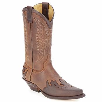 Buty Kozaki Sendra boots DAVIS Brązowy