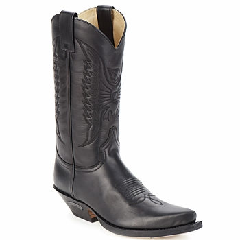 Buty Kozaki Sendra boots FLOYD Czarny