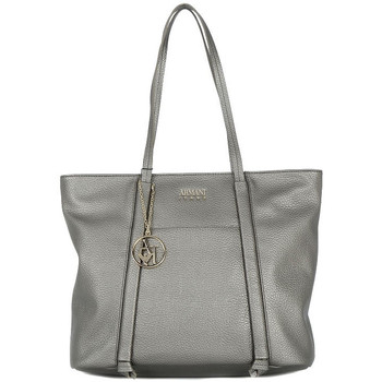 Torby Damskie Torby shopper Armani jeans 417 SHOPPING BAG Marrone