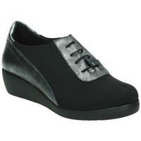 Buty Damskie Richelieu Doctor Cutillas 83007 SORT