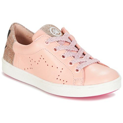 Buty Dziewczynka Trampki niskie Acebo's VEMULTIT Różowy