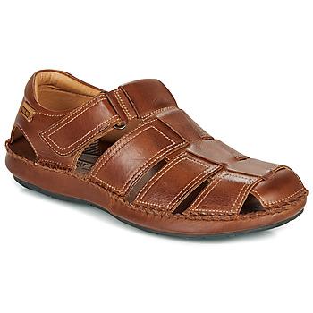 Buty Męskie Sandały Pikolinos TARIFA 06J Brązowy