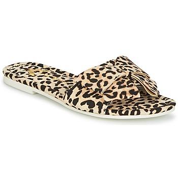 Buty Damskie Klapki Lola Ramona COCCO Leopard