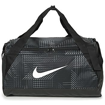 Torby Torby sportowe Nike BRASILIA SMALL Czarny / Biały