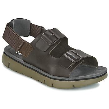 Buty Męskie Sandały Camper ORUGA SANDAL Brązowy