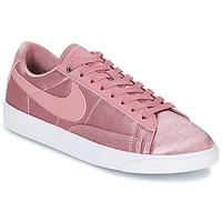 Buty Damskie Trampki niskie Nike BLAZER LOW SE W Różowy
