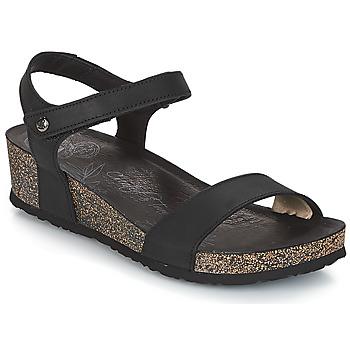 Buty Damskie Sandały Panama Jack CAPRI Czarny