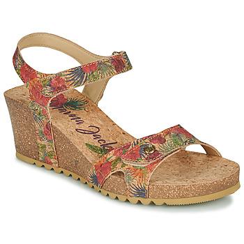 Buty Damskie Sandały Panama Jack JULIA Beżowy