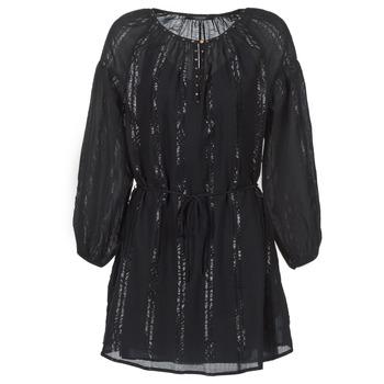 tekstylia Damskie Sukienki krótkie Maison Scotch DRAGUO Czarny