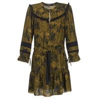 tekstylia Damskie Sukienki krótkie Maison Scotch NOONPL Kaki