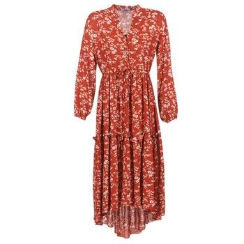 tekstylia Damskie Sukienki długie Betty London HALETTE Czerwony