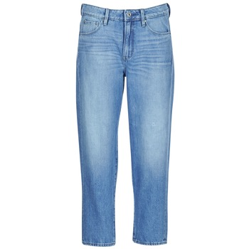 tekstylia Damskie Jeansy boyfriend G-Star Raw 3301 HIGH BOYFRIEND 7/8 WMN Lt