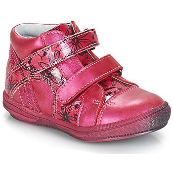 Buty Dziewczynka Buty za kostkę GBB ROXANE Różowy